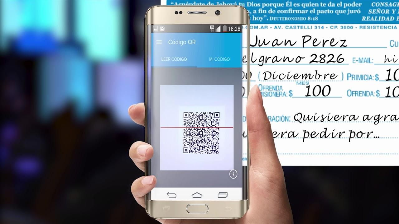 ¿Cómo ofrendar a través de la billetera virtual de MERCADO PAGO_ (BQ)